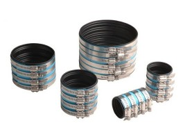 Pipe Clamps and Couplings